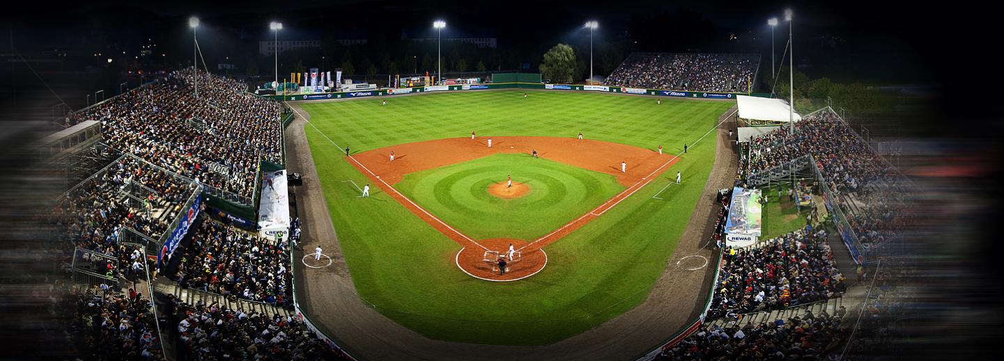 Armin-Wolf-Baseball-Arena Regensburg
